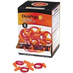 Case of Durawear Earplugs 1000 Pairs Corded