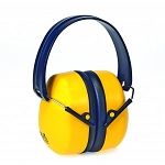 DURAPLUG™ YELLOW FOLDABLE EAR MUFFS EARMUFF