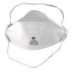 N95 PM2.5 Particulate Respirators Flat Folded Masks Box of 20