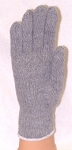Grey Stringknit Gloves Case of 300 Pairs