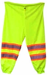 ANSI 107 Class E Mesh Safety Pants Lime
