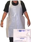 Polyethylene Aprons Model 29202 Case of 1000