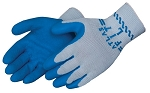 Showa Best ATLAS Fit® Blue Latex Dipped Gloves Pair