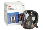 3M 6900 Full Face Respirator Mask - Large