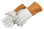 Quality Grain Cowhide Mig Welders Glove Pair
