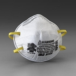 3M 8110S SMALL N95 PM2.5 Respirators  Box of 20