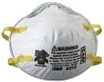 3M 8210 N95 PM2.5 Respirators Dust Masks Box of 20