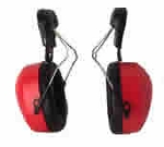 Earmuffs Hardhat Clip-on NRR 26db