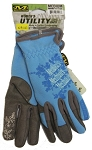 Mechanix Wear Women's Utility Work Glove Blue