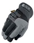 Mechanix Wear Padded Palm Work Glove Black/Grey