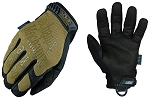 Mechanix Wear Original Race Work Glove Brown