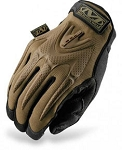 Mechanix Wear M-Pact Coyote Gloves  Brown