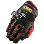 Mechanix Wear MRT-MP2 MRT M-Pact 2 Gloves  Black/Red