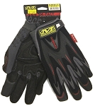 Mechanix Wear MRT-MP  Gloves  Black/Red