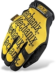 Mechanix Wear Original Race Work Glove Yellow
