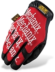 Mechanix Wear Original Race Work Glove Red