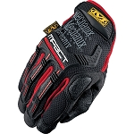 Mechanix Wear M-Pact MPact Race Glove  Black/Red Trim
