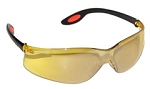 Aries Safety Glasses Amber Indoor-Outdoor Lenses