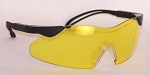 Pythons Safety Glasses Amber Yellow lenses
