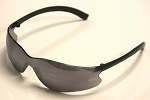 Aries Lite Safety Glasses Silver Mirror Lenses
