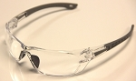 Aura Safety Glasses Clear Lenses