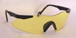 Zephyrs Safety Glasses Amber Anti-Fog Lenses