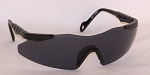 Zephyrs Safety Glasses Grey Anti-Fog Lenses