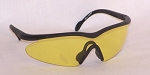 Electras Safety Glasses Amber Yellow lenses