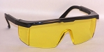 Legasy 2 Safety Glasses Amber Yellow Lenses