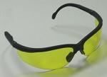 Gorgons 3 Safety Glasses Amber Yellow Lenses