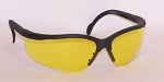 Gorgons 2 Safety Glasses Amber Yellow Lenses