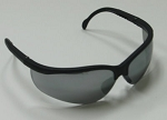 Gorgons 2 Safety Glasses Silver Mirror Lenses