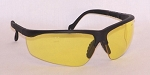 Gorgons Safety Glasses Amber Yellow Anti-Fog Lenses