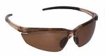 Typhons Safety Glasses Sunglass Brown Polarized Lenses