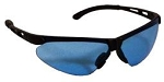 Janus Safety Glasses Light Blue Lenses