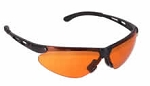 Janus Safety Glasses Orange Lenses
