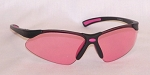 VenusX Safety Glasses Pink Lenses