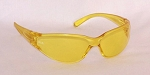 Furies Safety Glasses Amber Yellow Lenses