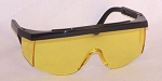 Legasy Safety Glasses Amber Yellow Lenses
