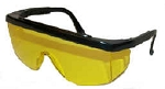 Legasy 5 Safety Glasses Amber Yellow Lenses