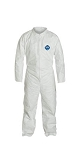 DUPONT TYVEK Coveralls Open Wrists and Ankles TY120S Case of 25