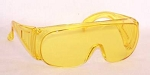 Vestas 2 Safety Glasses Amber Yellow Lenses