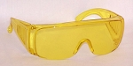 Vestas 3 Safety Glasses Amber Yellow Lenses
