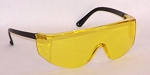 Vestas 1 Safety Glasses Amber Yellow Lenses