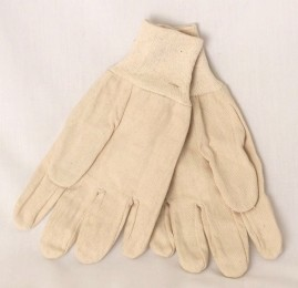 Heavyweight Cotton Canvas Gloves Dozen