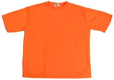 Orange Safety T-Shirt