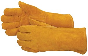 Premium Select Shoulder Leather Welders Glove Pair