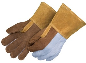 Foundry Leather Welders Glove Pair