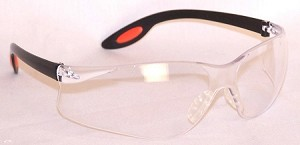 Aries Safety Glasses Clear Lenses