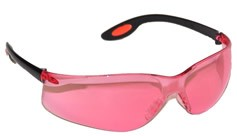 Aries Safety Glasses Pink Lenses